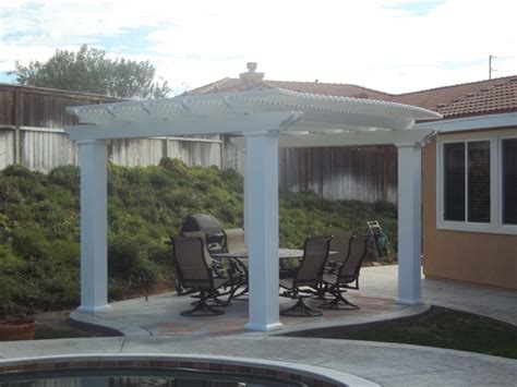 California Patio Covers by Lattice Patio Covers Temecula California Patio Covers