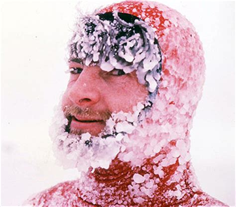 how cold is cold for a science of the cold how humans deal with and survive cold