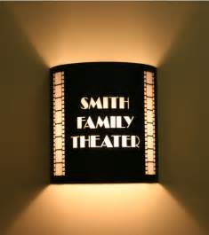 Home Theater Lighting Sconces Home Theater Sconces Stargate Cinema