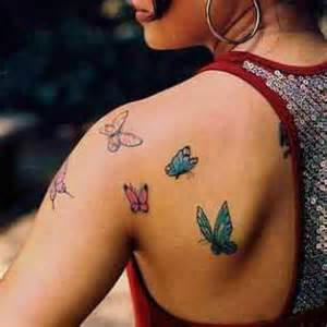 Img src http www tattoostime com images 353 colored butterfly tattoos