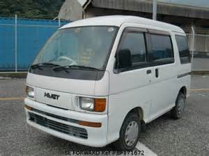 Daihatsu Cer Vans For Sale Used 1999 Daihatsu Hijet High Loof V S100v For Sale
