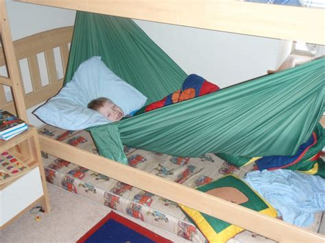 how to make a hammock bed hammock bunk bed