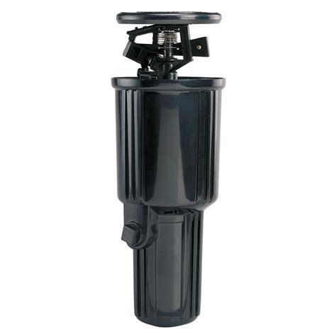 home depot sprinkler design tool orbit pulse pop up impact sprinkler 55200 the home