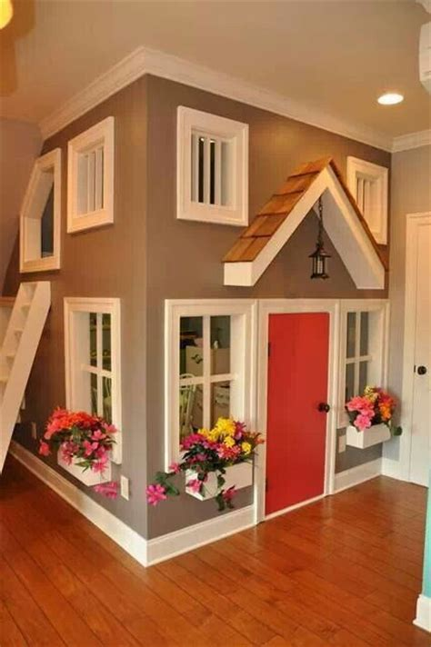 indoor playhouse pinterest discover and save creative ideas