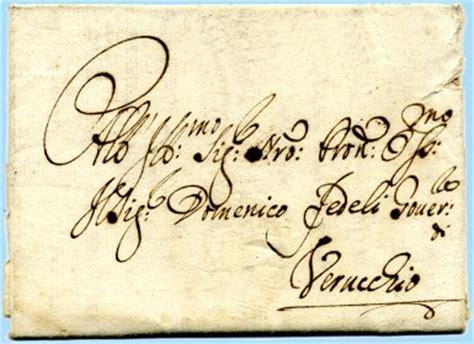lettere antiche lettera antica