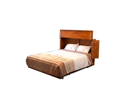 bed in a cabinet cabinet bed hide away bed system with storage