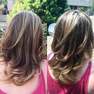 diy lowlights to color grays 8 best images about blending hair colors on pinterest