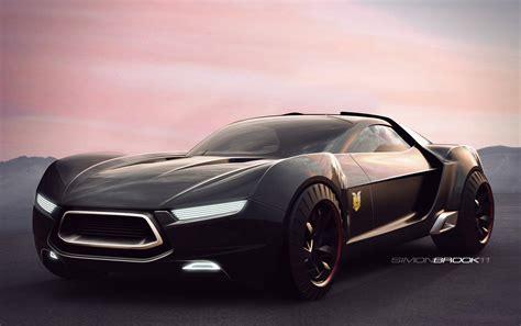 Interceptor Car by 2013 Ford Mad Max Interceptor Cars