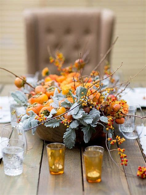 Edible Thanksgiving Decorations by 18 Edible Fall Thanksgiving Centerpieces Top Easy Design For Decor Project Easy Idea