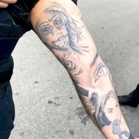face tattoo girl jessica jessica alba met a cop who has a tattoo of her face us