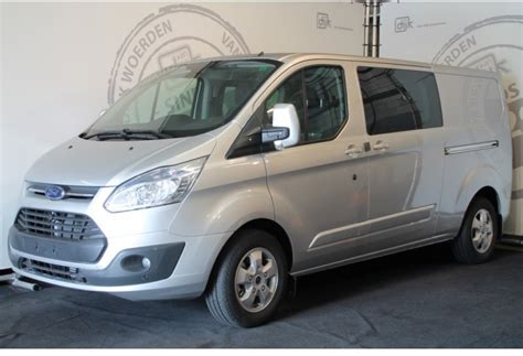 Ford Cabin by New Ford Transit Custom 2 2 Td 290l Limited Dubbele Cabin