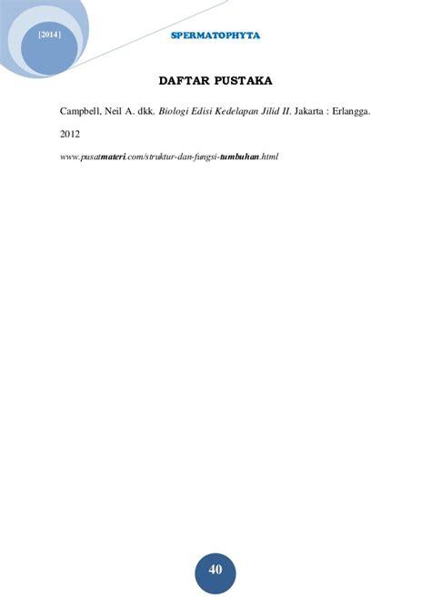 Biologi Edisi Kedelapan Jld 2 buku tumbuhan berbiji