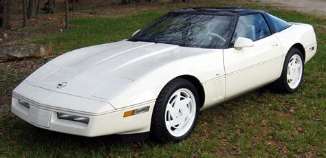 30th anniversary corvette 1988 35th anniversary corvette corvetteforum chevrolet