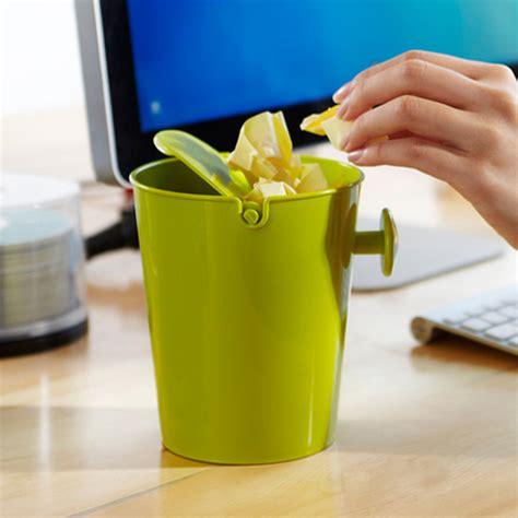 mini desk trash can creative mini desktop trash can waste bin dustbin
