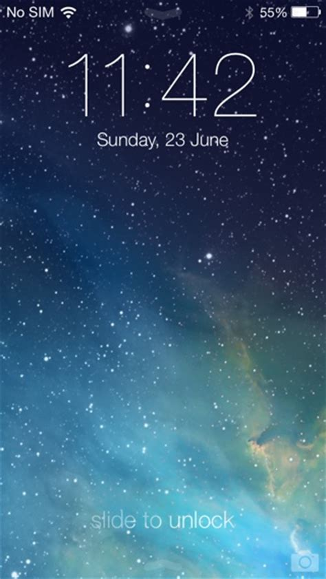 iphone ios 7 lock screen wallpaper get to know the all new camera app in ios 7