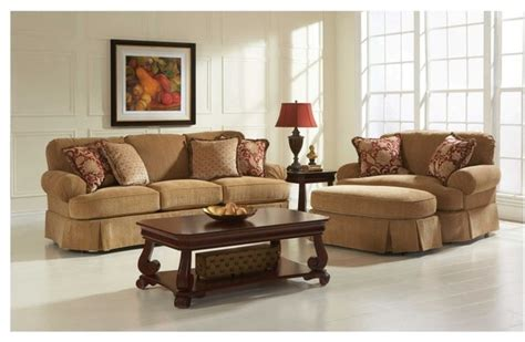 broyhill sofa sets broyhill mckinney sofa set 6544 3set traditional