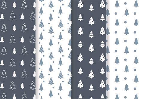 christmas tree pattern vector free christmas tree pattern vector download free vector