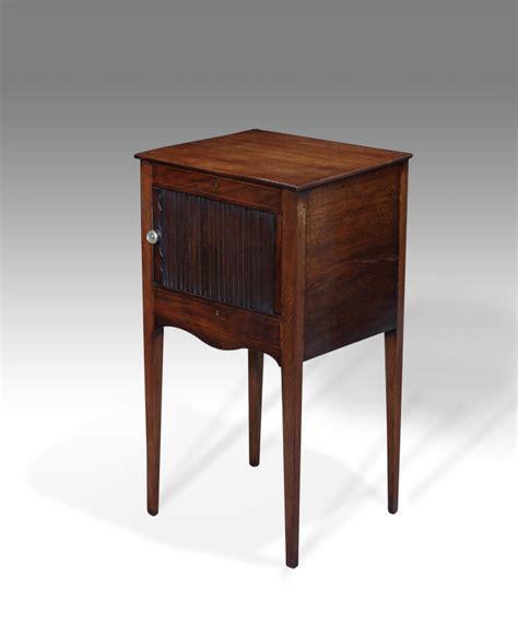 antique bedside cabinet, bedside cupboard, bedside table