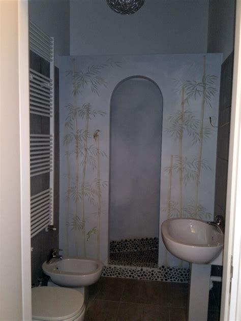 rifacimento bagni foto rifacimento bagni con doccia in muratura su misura