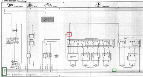 fj62 drivers power window autodown relay fix page 2
