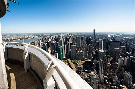 How Many Floors Are In The Empire State Building by Secret 103rd Floor Balcony Of The Empire State Building Is