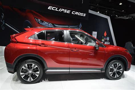 Mitsubishi Eclipse Cross 2020 by 2020 Mitsubishi Eclipse Cross Le Auto Show Mitsubishi