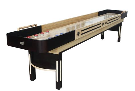 12 foot shuffleboard table berner billiards premier limited edition shuffleboard