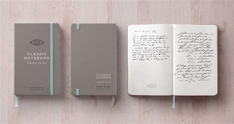 notebook template psd classic psd notebook mockup vol3 psd mock up templates