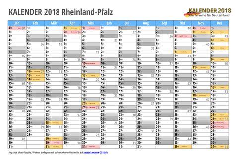 Kalender 2018 Mit Feiertagen Rheinland Pfalz Kalender 2018 Rheinland Pfalz Zum Ausdrucken 171 Kalender 2018