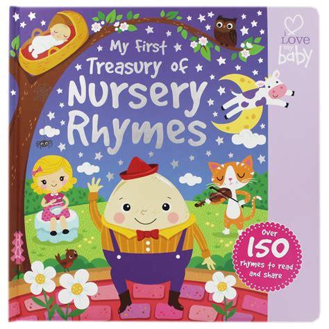 nursery rhymes my treasury of nursery rhymes by igloo books