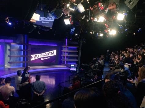 full frontal with samantha bee s01e33 attending a live taping of frontal with bee