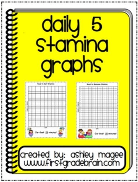printable stamina poster daily 5 10 handpicked ideas to discover in education