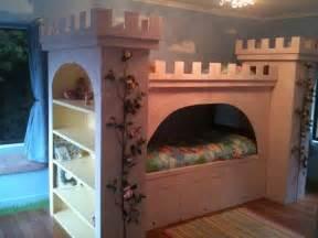 Princess castle bunk bed 2 nursery pinterest bunk bed castles