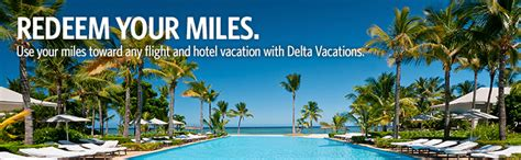 Delta Miles Redeem Gift Cards - redeem your miles on a flight and hotel vacation from delta vacations