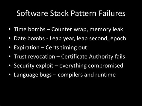 pattern language failure dystopia as a service