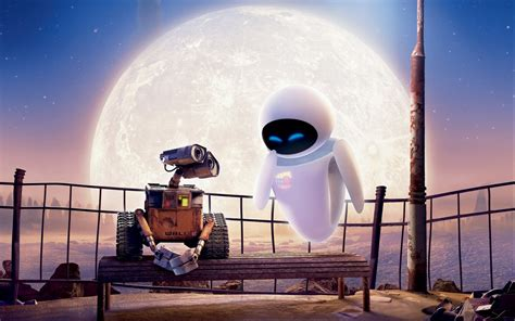 film robot pixar wall e cute gendered technology gender and technology