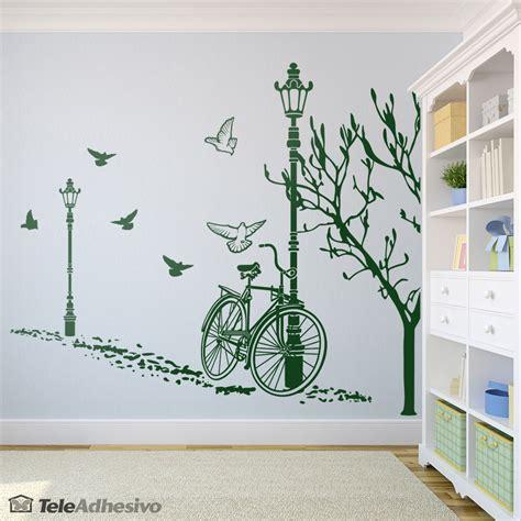 ta house painters vinilo decorativo quot oto 241 o en bicicleta quot blog teleadhesivo