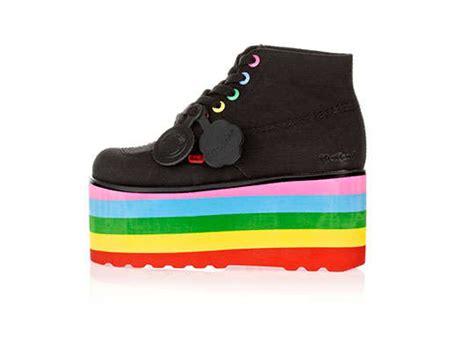 50 funky platform shoes