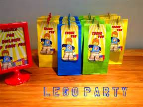 free lego printable party invitations