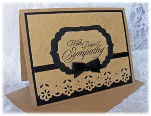 handmade sympathy card with in by pineapplesoupdesigns