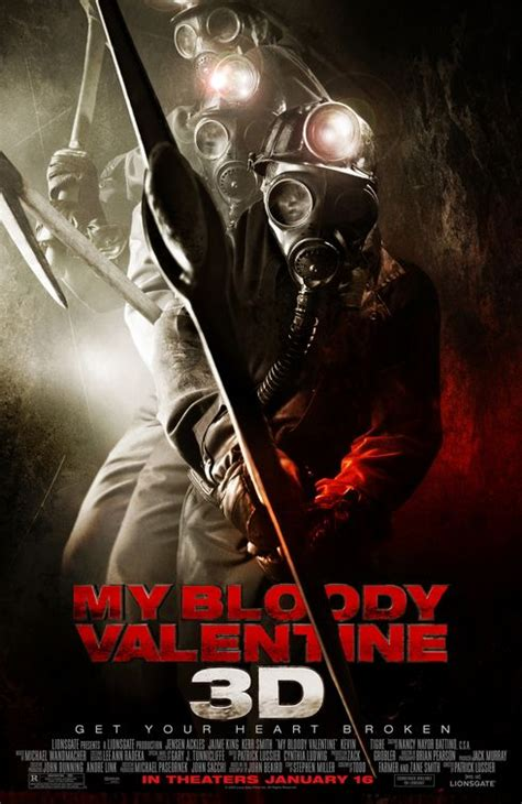 all my bloody valentines 2 hours on sunday my bloody 2009