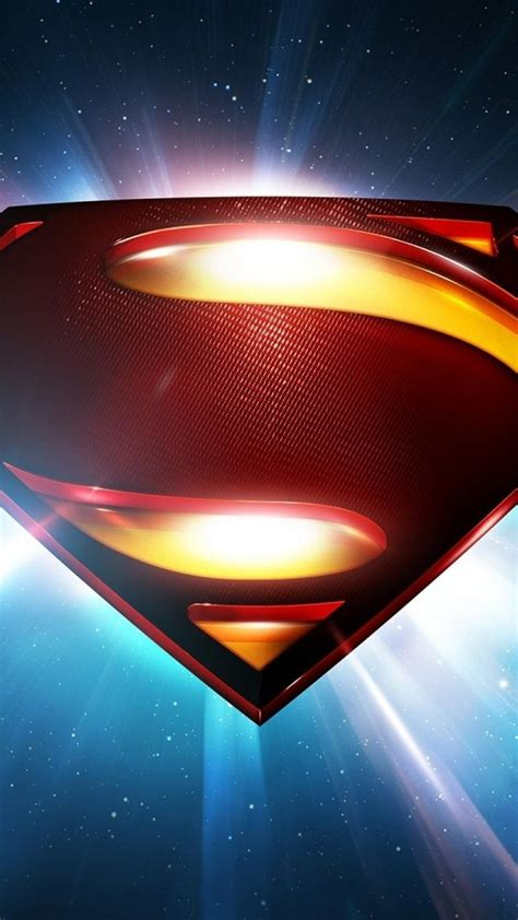 Superman logo man of steel (movie) wallpaper   (78457)