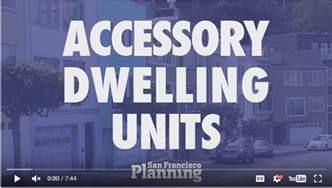 Accessory Dwelling Unit Accessory Dwelling Units Planning Department