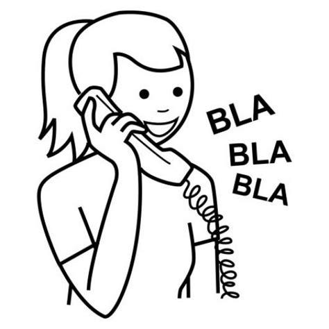 personas conversando para colorear personas conversando por telefono para colorear imagui