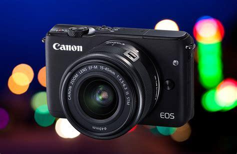 Dan Spesifikasi Kamera Canon Eos M10 rekomendasi 4 kamera mirrorless terbaik harga 5 jutaan yang cocok buat pemula dailysocial