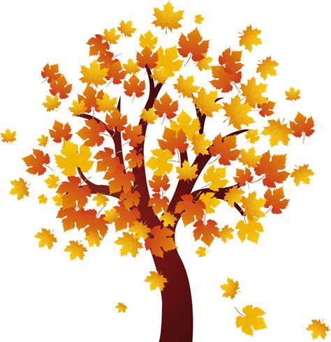 Fall Tree Clipart free clipart of fall trees clipartsgram