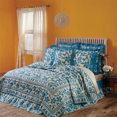 beige azure tan farmhouse bedding briar cotton linen blend