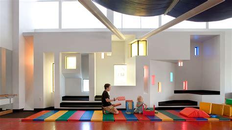 anchor center for blind children interior design schools