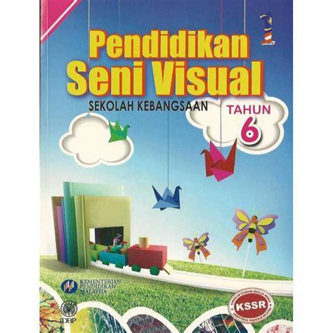Buku My buku teks pendidikan seni visual 6 sk peekabook my
