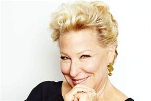 bette midler the bette midler will literally run the show on broadway